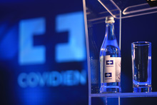 Covidien-Branded-Event-Water