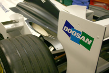 Doosan-F1-Car-Event