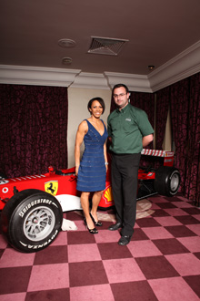 Ferrari_Club_Kelly_Holmes_F1_Car_Hire