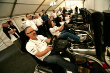 Mercedes-Benz-Simulator-Event