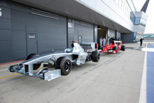 Rolex_Filming_Silverstone_Formula_One_Car_Hire