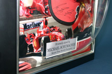 F1 Authentic Memorabilia
